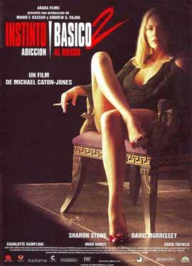 Basic Instinct 2 - 11 x 17 Movie Poster - Spanish Style A