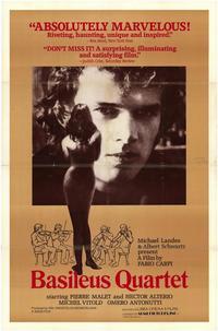 Basileus Quartet - 11 x 17 Movie Poster - Style A
