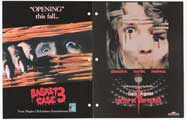 Basket Case 3:  The Progeny - 27 x 40 Movie Poster - Style B