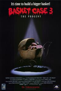 Basket Case 3:  The Progeny - 11 x 17 Movie Poster - Style A