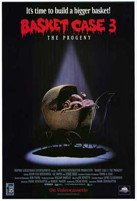 Basket Case 3:  The Progeny - 27 x 40 Movie Poster - Style A