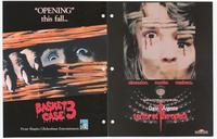 Basket Case 3:  The Progeny - 43 x 62 Movie Poster - Bus Shelter Style A
