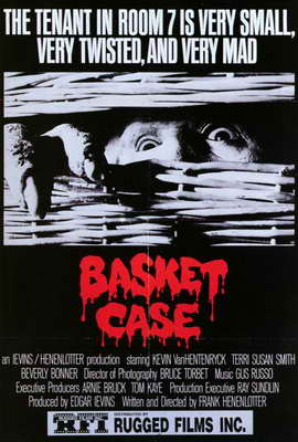 Basket Case - 27 x 40 Movie Poster - Style B