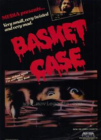Basket Case - 43 x 62 Movie Poster - Bus Shelter Style A