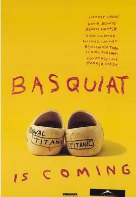 Basquiat - 27 x 40 Movie Poster - Style C