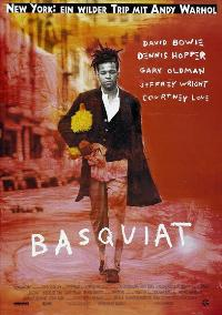 Basquiat - 11 x 17 Movie Poster - German Style A