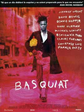 Basquiat - 11 x 17 Movie Poster - Spanish Style A