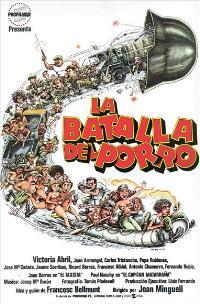 Batalla del porro, La - 11 x 17 Movie Poster - Spanish Style A