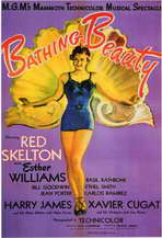 Bathing Beauty - 11 x 17 Movie Poster - Style A