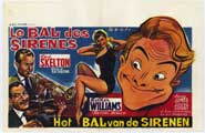 Bathing Beauty - 11 x 17 Movie Poster - Belgian Style A