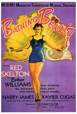 Bathing Beauty - 27 x 40 Movie Poster - Style A