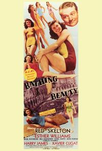 Bathing Beauty - 27 x 40 Movie Poster - Style B