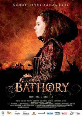 Bathory - 11 x 17 Movie Poster - Czchecoslovakian Style A