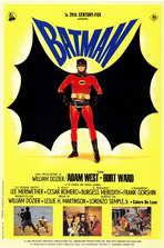 Batman - 27 x 40 Movie Poster - Italian Style B