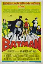Batman - 27 x 40 Movie Poster - Australian Style A