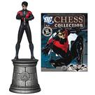 Batman - Superhero Nightwing Chess Piece & Collector Magazine