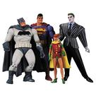 Batman - Dark Knight Returns Action Figure Box Set 4-Pack