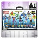 Batman - Retro Action Figures Carry Case