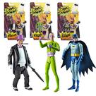 Batman - Classics 1966 TV Series Wave 1 Figure Set
