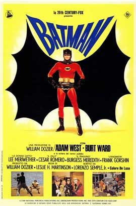 Batman - 11 x 17 Movie Poster - Italian Style B