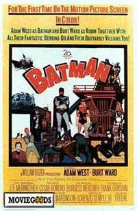 Batman - 43 x 62 Movie Poster - Bus Shelter Style A