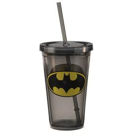 Batman - Shield Logo 18 oz. Acrylic Travel Cup