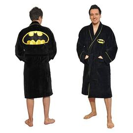 Batman - Fleece Bath Robe