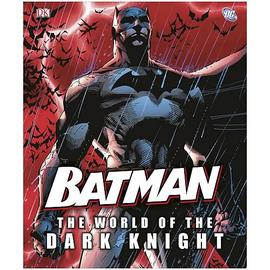 Batman - Ultimate Guide Hardcover Book