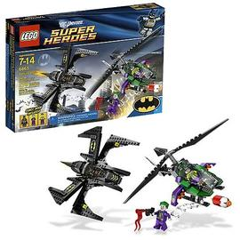 Batman - LEGO DC Universe 6863 Batwing Battle Over Gotham City