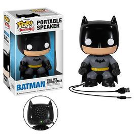 Batman - Pop! Audio Vinyl Figure Portable Speaker