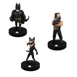 Batman - The Dark Knight Rises HeroClix TabApp 3-Pack