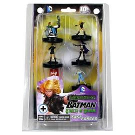 Batman - Streets of Gotham Birds of Prey HeroClix 6-Pack