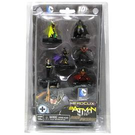Batman - DC HeroClix Fast Forces 6-Pack
