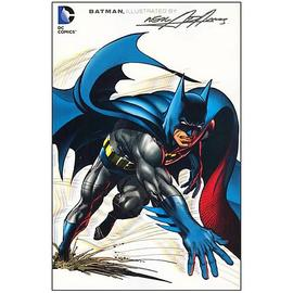 Batman - Illustrated by Neal Adams Graphic Novel