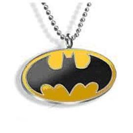 Batman - Classic Emblem Pendant