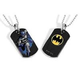Batman - Running Dog Tag Necklace