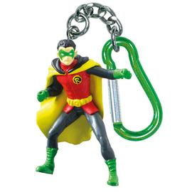 Batman - Robin DC Comics Mini-Figure Key Chain