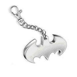 Batman - Steel Emblem Key Chain