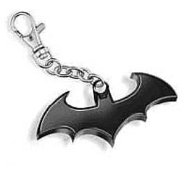 Batman - Black Symbol Key Chain