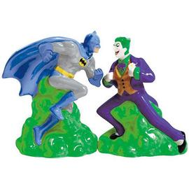 Batman - vs. The Joker Salt & Pepper Shakers