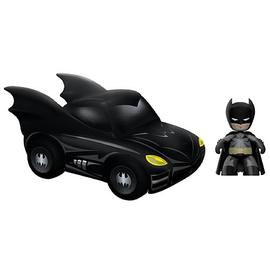 Batman - Mini Mez-Itz and Batmobile Vehicle