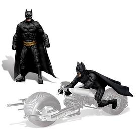 Batman - Dark Knight Figure Set Model Kit