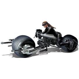Batman - Dark Knight Rises Bat-Pod with Catwoman Model Kit
