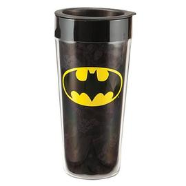 Batman - Logo Plastic Travel Mug