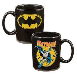 Batman - Black Ceramic Mug
