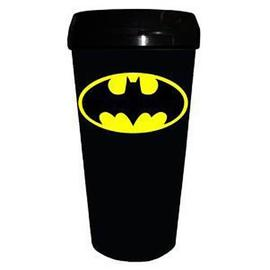 Batman - Logo Black Travel Mug