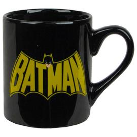 Batman - Cape Logo Black 14 oz. Mug