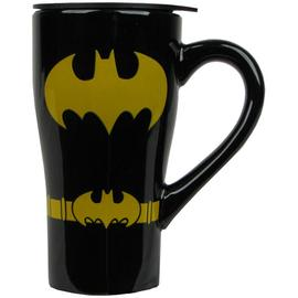 Batman - Uniform 18 oz. Ceramic Travel Mug