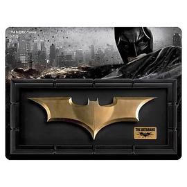 Batman - Dark Knight Rises Batarang Prop Replica with Display