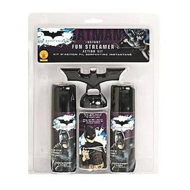 Batman - Dark Knight Rises Fun Streamer with Clip Set